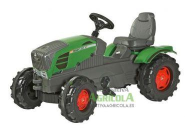 Tractor juquete de pedales Fendt 211 Vario marca Rolly Toys