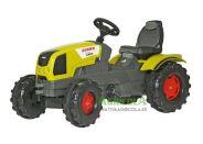 Tractor juquete de pedales Claas Axos 340 marca Rolly Toys
