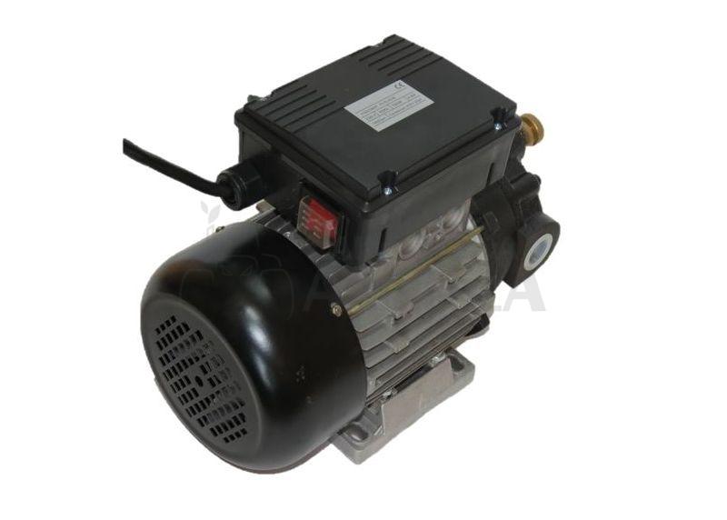 Bomba trasvase aceite 25l min el ctrica 220v for Bomba de gasoil electrica