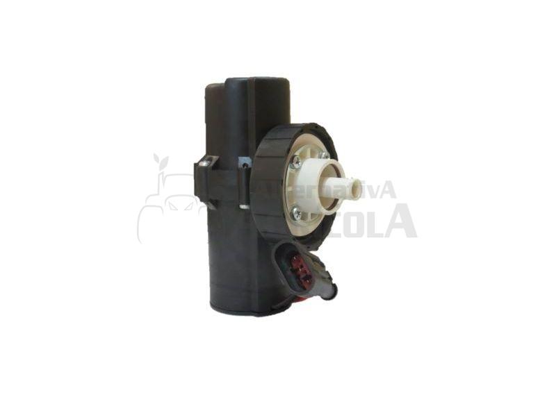bomba el ctrica gasoil con soporte para roscar filtro tractor