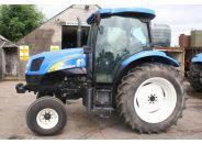 Juego de pegatinas Tractor New Holland TS100
