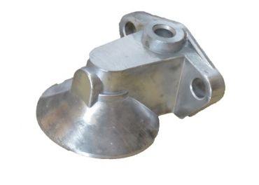 Soporte filtro aceite motor tractor Massey Ferguson, Landini