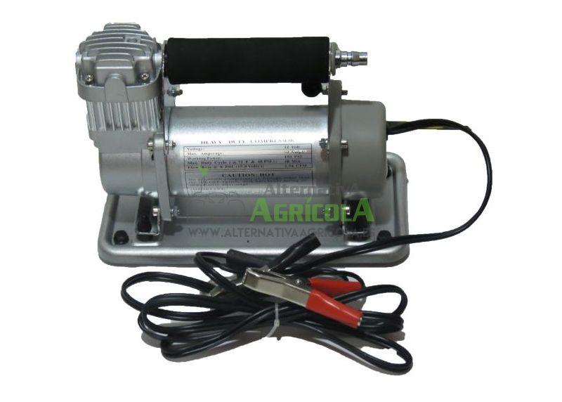Compresor de aire port til profesional 12v 72 litros min - Compresor de aire portatil ...