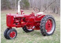 Farmall Super Club