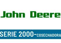 Serie 2000 - Cosechadora